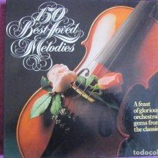 Discos de vinilo: LP - 150 BEST-LOVED MELODIES - VARIOS (CAJA CON 8 LP'S Y LIBRETO, GERMANY, READER'S DIGEST 1981). Lote 73302923