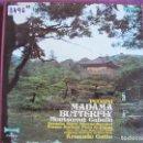 Discos de vinilo: LP - PUCCINI - MADAMA BUTTERFLY (CAJA CON 2 LP'S Y LIBRETO, SPAIN, DISCOS ALHAMBRA 1976). Lote 73303063