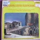 Discos de vinilo: LP - MASCAGNI - CAVALLERIA RUSTICANA (CAJA CON 2 LP'S Y LIBRETO, SPAIN, EMI LA VOZ DE SU AMO 1970). Lote 73305603