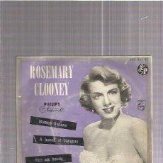 Discos de vinilo: ROSEMARY CLOONEY MAMBO IITALIANO. Lote 73392531