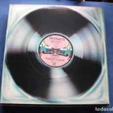 Discos de vinilo: CAMARO'S GANG SUPER SHUFFLE MAXI USA PDELUXE. Lote 73416115