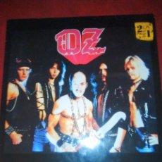 Discos de vinilo: OZ-III - WARNING (METALLICA IRON MAIDEN MEGADETH SLAYER KREATOR SODOM. Lote 73418759