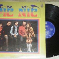 Discos de vinilo: LP PIC NIC - MISMO TITULO - HISPAVOX 1981 - COMO NUEVO. Lote 139217621