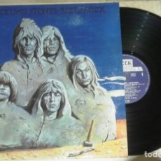 Discos de vinilo: LP THE ROLLING STONES - SOLID ROCK - DECCA 1989 - EXCELENTE. Lote 73421095