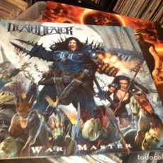 Discos de vinilo: DEATH DEALER - WAR MASTER (LP, LTD, GAT)2014 GERMANY. Lote 73424779