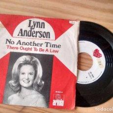 Discos de vinilo: SINGLE (VINILO) DE LYNN ANDERSON. Lote 73437539