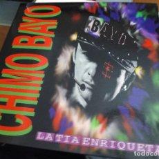 Discos de vinilo: LP CHIMO BAYO. Lote 73469875