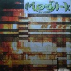 Discos de vinilo: MADJI'K-THE NIGHT WAS LONG , BRIF RECORDS-BRIF 008. Lote 73471355
