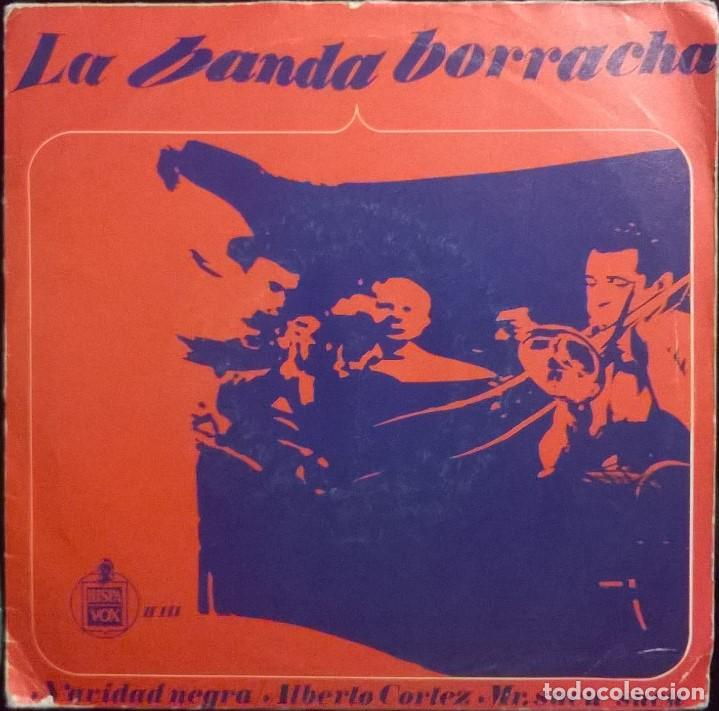 ALBERTO CORTEZ MR. SUCU-SUCU-LA BANDA BORRACHA , HISPAVOX-H 111, HISPAVOX-H-111 (Música - Discos - Singles Vinilo - Cantautores Españoles)