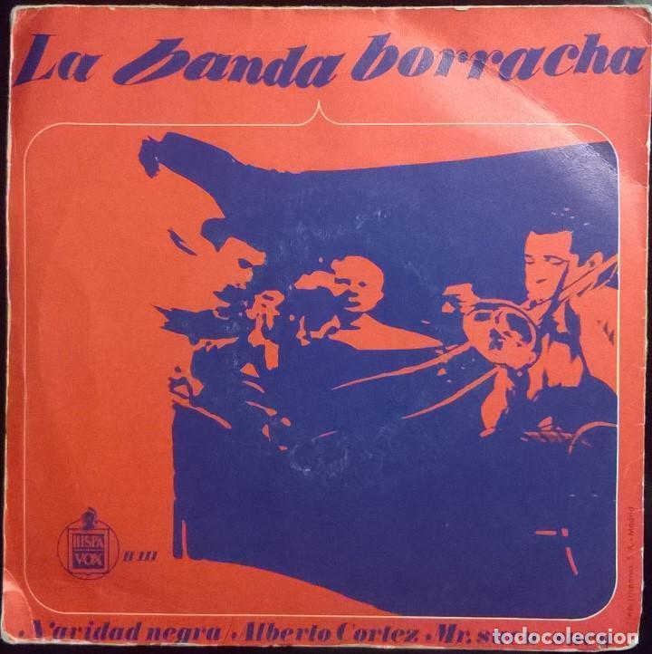 Discos de vinilo: Alberto Cortez Mr. Sucu-Sucu-La Banda Borracha , Hispavox-H 111, Hispavox-H-111 - Foto 2 - 73478307