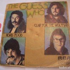 Discos de vinilo: ANTIGUO SINGLE - THE GUESS WHO - ENVIO INCLUIDO A ESPAÑA. Lote 73501775