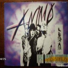 Discos de vinilo: ANIMO - DES GENS STRICTS + LA MISMA INSTRUMENTAL . Lote 73508115