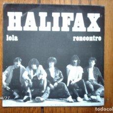 Discos de vinilo: HALIFAX - LOLA + RENCONTRE. Lote 73508803