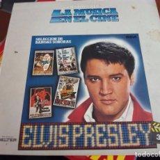 Discos de vinilo: LP ELVIS PRESLEY. Lote 73520003