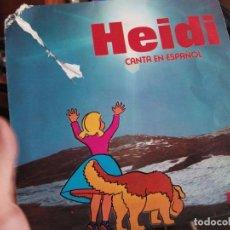 Discos de vinilo: MINI LP HEIDI. Lote 73532119