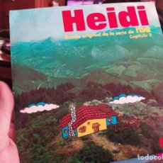 Discos de vinilo: MINI LP HEIDI. Lote 73539591