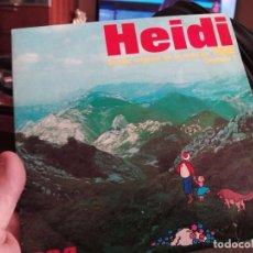 Discos de vinilo: MINI LP HEIDI. Lote 73539835
