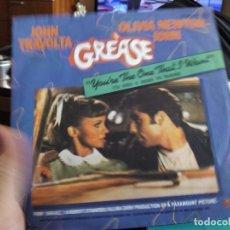 Discos de vinilo: MINI LP GREASE. . Lote 73540099