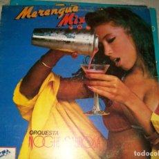 Discos de vinilo: MERENGUE MIX-ORQUESTA NOCHE SABROSA . Lote 73546427