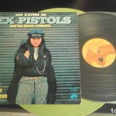 Discos de vinilo: LOS PUNK ROCKERS ?– LOS EXITOS DE SEX PISTOLS LP NEVADA ?– ND-1.276 ORIGINAL NO REEDICION. Lote 73588575