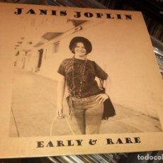 Janis Joplin – Early & Rare - LP 2015 MONO