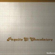 Discos de vinilo: JUAN RAMON MAXI-SINGLE SELLO SERENADE AÑO 1993 EDITADO EN ESPAÑA, PAQUITO EL CHOCOLATERO. Lote 73604543