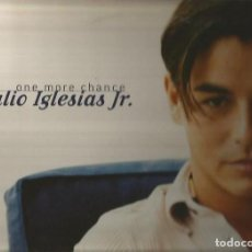 Discos de vinilo: JULIO IGLESIAS JR. MAXI-SINGLE SELLO EPIC AÑO 1999 EDITADO EN ESPAÑA. Lote 73604751