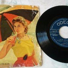 Discos de vinilo: JORGE FOSTER: PERSONALITY + 3 (EMI ODEON 1960). Lote 73611811