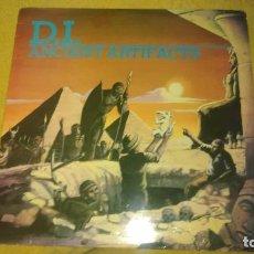 Discos de vinilo: RARO DISCO DE VINILO D.I.ANCIENT ARTIFACTS AÑO 1985. Lote 148019824