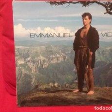 Discos de vinilo: EMMANUEL ?– VIDA. Lote 73699343