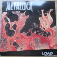 Discos de vinilo: METALLICA - LOAD - LP DOBLE 1996. ORIGINAL (NO REEDICIÓN). Lote 73719115