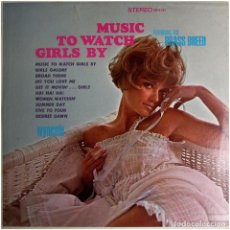 Discos de vinilo: BRASS BREED - MUSIC TO WATCH GIRLS BY - LP US 1967 - WYNCOTE SW-9191. Lote 73721887