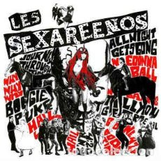 Discos de vinilo: LES SEXAREENOS – ALL NIGHT GETS GONG. Lote 73740851