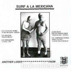 Discos de vinilo: VARIOUS – SURF A LA MEXICANA. Lote 73741871