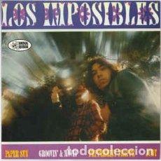 Discos de vinilo: LOS IMPOSIBLES – JUDY. Lote 73742587