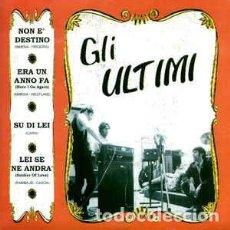 Discos de vinilo: GLI ULTIMI – GLI ULTIMI. Lote 73743043