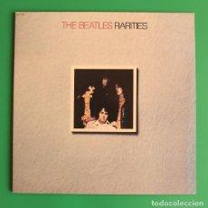 Discos de vinilo: BEATLES - RARITIES - CAPITOL LP. Lote 144951658