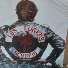 Discos de vinilo: LOS.LUGERS SCORPIO DISCO NUEVO SIN ABRIR. Lote 73754109