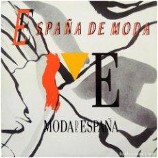 Discos de vinilo: NACHO CANO - ESPAÑA DE MODA - MAXI PROMO SPAIN 1986 - AUDIO A-202-MS - MINT. Lote 73771315