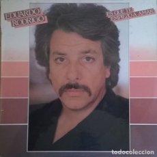 Discos de vinilo: EDUARDO RODRIGO-ES QUE TE EMPIEZO A AMAR, FONOMUSIC-89.2215/0. Lote 73789531
