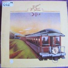 Disques de vinyle: LP - THE PASADENA ROOF ORCHESTRA - ON TOUR (SPAIN, TRANSATLANTIC RECORDS 1976). Lote 73799399