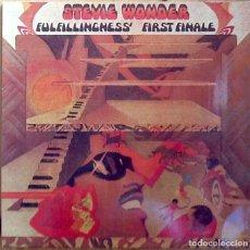 Discos de vinilo: STEVIE WONDER : FULFILLINGNESS FIRST FINALE [ESP 1981] LP. Lote 73801551