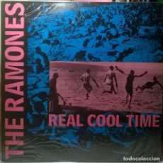 Discos de vinilo: RAMONES. REAL COOL TIME. BEGGARS BANQUET, UK 1987 MAXI LP. Lote 73836895