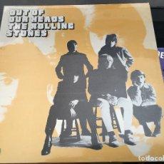 Discos de vinilo: THE ROLLING STONES (OUT OF OUR HEADS) LP ESPAÑA 1981 LK4733 (VIN-M). Lote 73841715