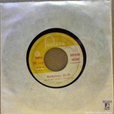 Discos de vinilo: NORMAN MAINE - BABYLONE 21-29 / PULQUE. FRANCIA 1962.. Lote 73844663
