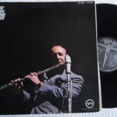 Discos de vinilo: HERBIE MANN - '' THE GREAT MANN '' LP ORIGINAL USA NEAR MINT. Lote 73884831
