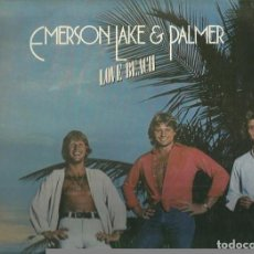 Discos de vinilo: EMERSON, LAKE & PALMER. LP. SELLO ARIOLA. EDITADO EN ESPAÑA. AÑO 1978. Lote 73886527