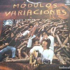 Discos de vinilo: MODULOS-VARIACIONES-EDICION ORIGINAL -POKORA. Lote 73925183