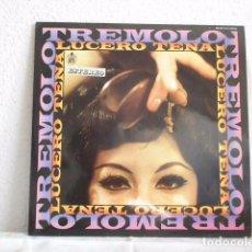 Discos de vinilo: LUCERO TENA LP TREMOLO. Lote 73942699