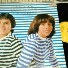 Discos de vinilo: TITO Y TITA LP 1982.RAREZA /2. Lote 73960965